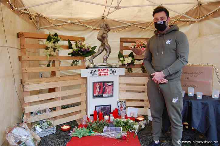 Pakkend eerbetoon aan pas overleden bodybuilding-kampioen Patje De Wiest
