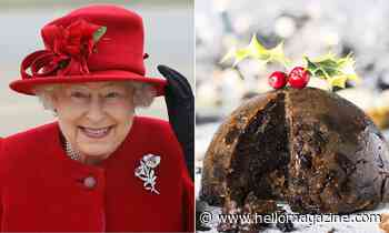 The Queen's boozy Christmas pudding recipe revealed by royal chefs
