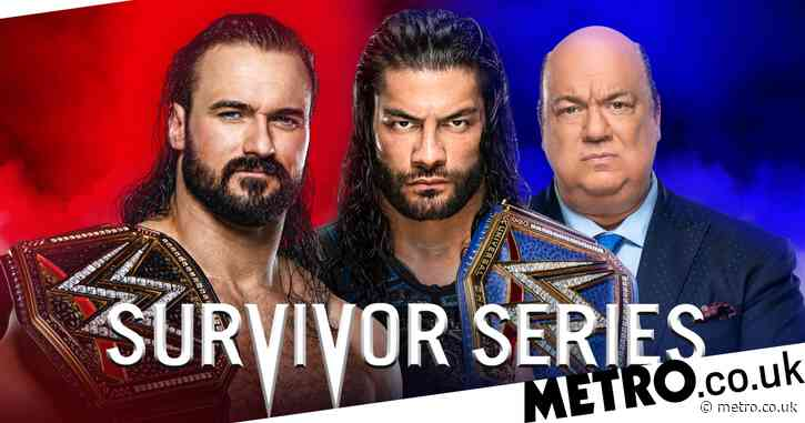 WWE Survivor Series 2020 preview: UK start time, matches, live stream and more