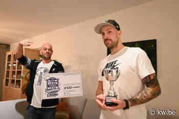 MC Rizz wint online editie van rapbattle De Bestn Vant Westn