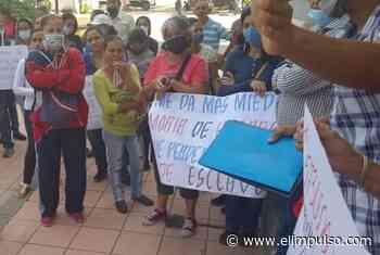 ¡Siguen defendiendo sus derechos! Docentes en Quíbor exigen mejores sueldos #21Nov - El Impulso