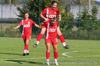 Standard wint in Gent dankzij hattrick Schoenmakers, Aalst heeft eerste driepunter van seizoen beet - Vrouwenvoetbalkrant