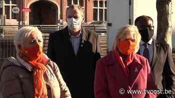 Aalst niet toevallig stad waar actie tegen partnergeweld is afgetrapt - TV Oost