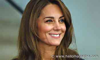 Kate Middleton stuns in silky blouse for new appearance