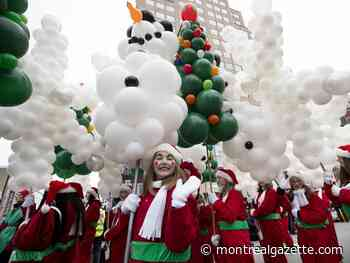 Thousands RSVPed to stream Montreal's very cancelled Santa Claus parade. It's a scam