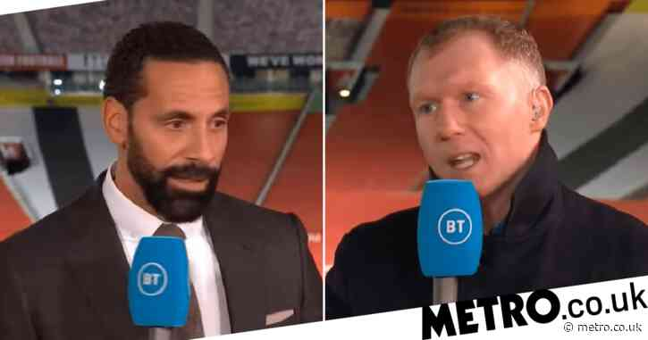Paul Scholes and Rio Ferdinand urge Ole Gunnar Solskjaer to ditch one his holding midfielders after West Brom win
