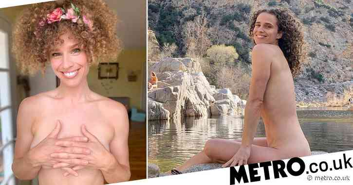 Mum who lost job due to Covid becomes a sex coach and nudist, going on hikes in the buff