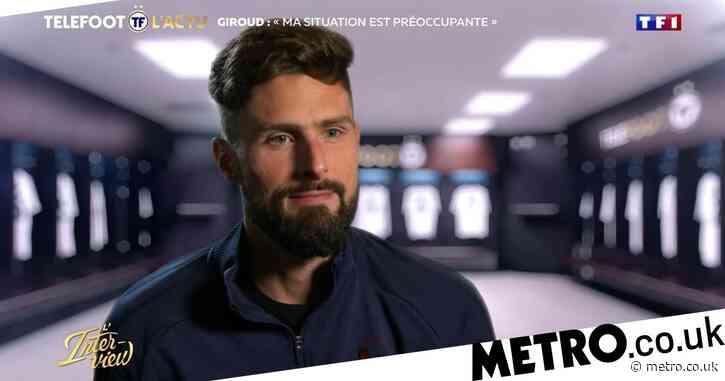 Olivier Giroud sends ultimatum to Chelsea boss Frank Lampard as David Beckham eyes transfer move