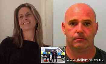 Man, 49, is charged with murder and attempted murder after school teacher, 47, was killed