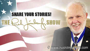 Share Your Rush Stories with Us - Rush Limbaugh