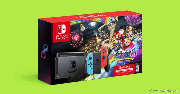 The Best Nintendo Switch Bundle Deal for Black Friday (2020) - WIRED