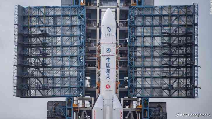 China is launching a space mission to collect the first rocks from the moon in 40 years - CNN