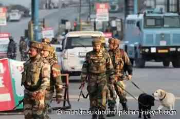 India Protes Pakistan Terkait Percobaan Serangan yang Digagalkan Pasukan Jammu dan Kashmir - Mantra Sukabumi - Pikiran Rakyat