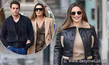 Kelly Brook talks about marriage and children with boyfriend Jeremy Parisi
