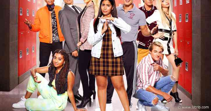 Scott D. Pierce: 'Saved by the Bell' is back, and it's kind of weird