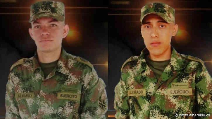 Dos soldados muertos en emboscada en Tibú, Norte de Santander - EL HERALDO