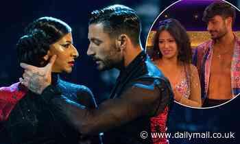 Strictly's Ranvir Singh praises 'sizzling' dance partner Giovanni Pernice