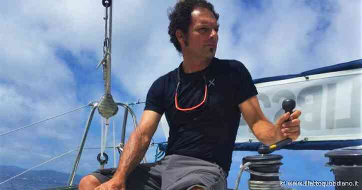 Alessio Bernabò e la sua balena bianca: 'Sogno di essere il primo atleta disabile italiano ad attraversare l'oceano'