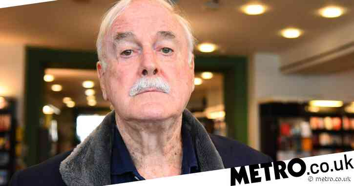 John Cleese jokes he identifies as a 'Cambodian police woman' as he defends JK Rowling