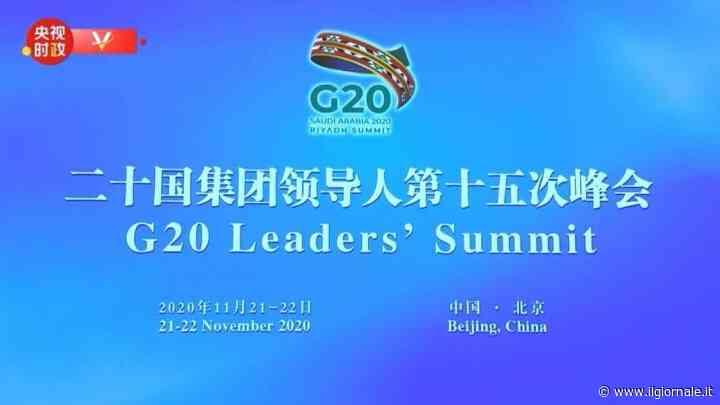 G20, la ricetta di Xi Jinping per migliorare la governance globale