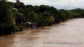 Río Magdalena amenaza a varias familias de Natagaima - Ondas de Ibagué