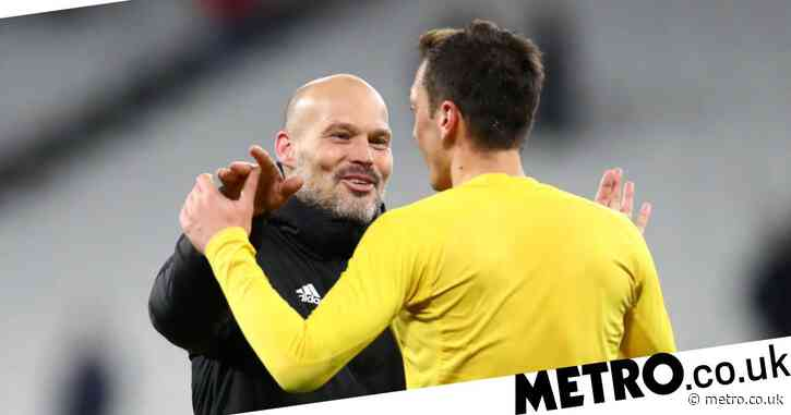 Freddie Ljungberg questions Mesut Ozil's Arsenal exile and hints at Mikel Arteta's reasoning