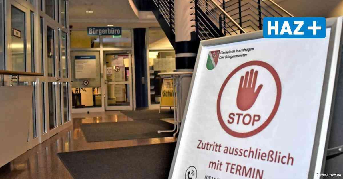 Isernhagen: Terminpflicht fürs Bürgerbüro im Rathaus bleibt - Hannoversche Allgemeine