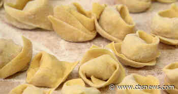 Tortellini: Comfort food in any language