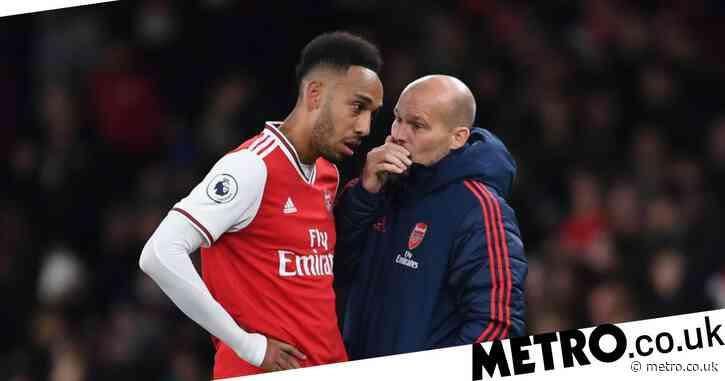 Freddie Ljungberg explains Pierre-Emerick Aubameyang's recent struggles for Arsenal