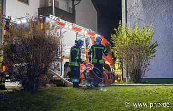 Aufmerksame Nachbarn bemerken Brand - Trostberg - Passauer Neue Presse