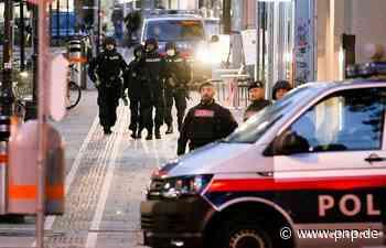 Terror-Aufarbeitung in Wien mit Polizei-Know-how aus Trostberg - Passauer Neue Presse