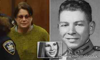 'Black Widow' is released from prison for ordering a hitman to kill her millionaire husband