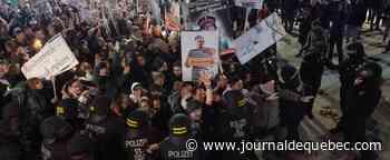 Allemagne : le chef de la diplomatie dénonce les comparaisons des « anti-masques » avec le nazisme