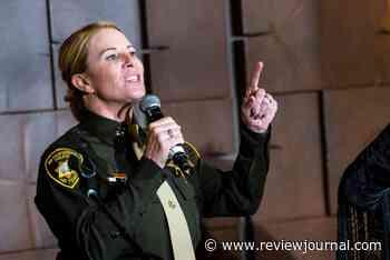Las Vegas police union files complaint over COVID punishments