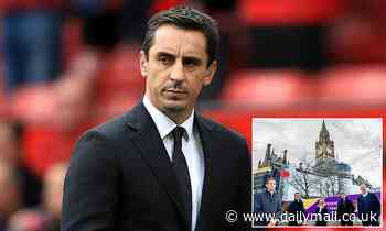 Sky Sports pundit Gary Neville backs campaign group encouraging workers to return to Manchester