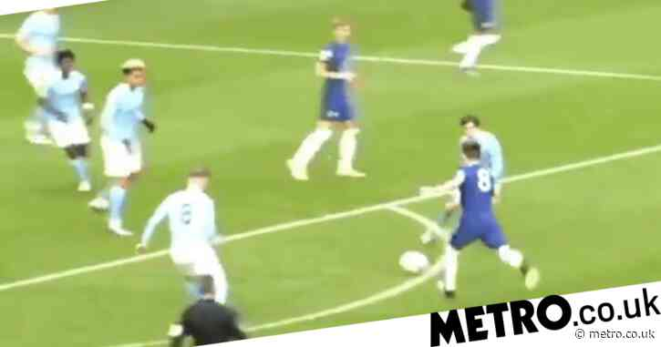 Billy Gilmour sends message to Frank Lampard with superb goal for Chelsea Under-23 side