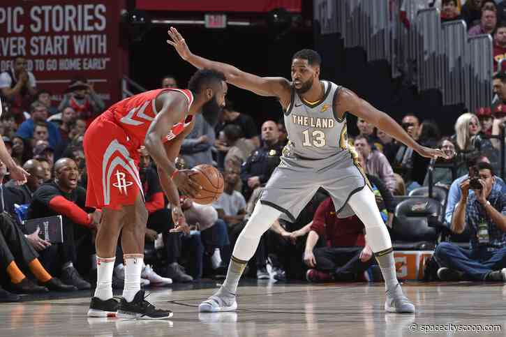 Why the Houston Rockets should look at Tristan Thompson - Space City Scoop