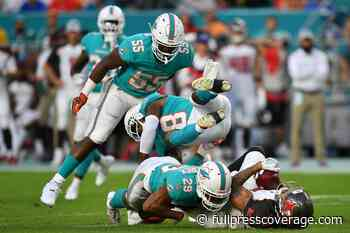 11/22: fullpresscoverage.com- Tagovailoa, Ahmed Lead Dolphins Into Mile-High Clash with Broncos