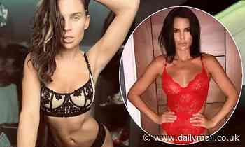 Danielle Lloyd reveals she once had sex on a plane and 'didn't care' when she got caught