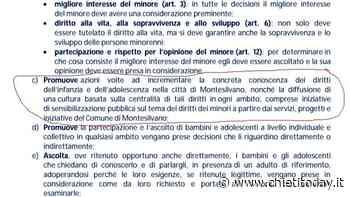 """Comune di Chieti, Di Stefano: """"Il regolamento Garante per l'infanzia è un copia-incolla dal Comune di Montesilvano"""" - ChietiToday"""