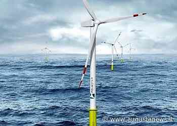 Parco eolico galleggiante di Marsala, Augusta possibile base per l'assemblaggio delle piattaforme - Augusta News