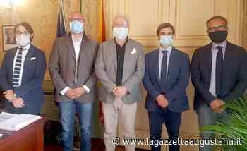 Augusta, l'Associazione forense megarese incontra il sindaco. In cantiere borsa di studio ed evento formativo - La Gazzetta Augustana.it