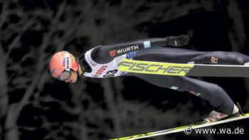 Skispringen jetzt im Liveticker: Geiger und Eisenbichler kämpfen um den Sieg