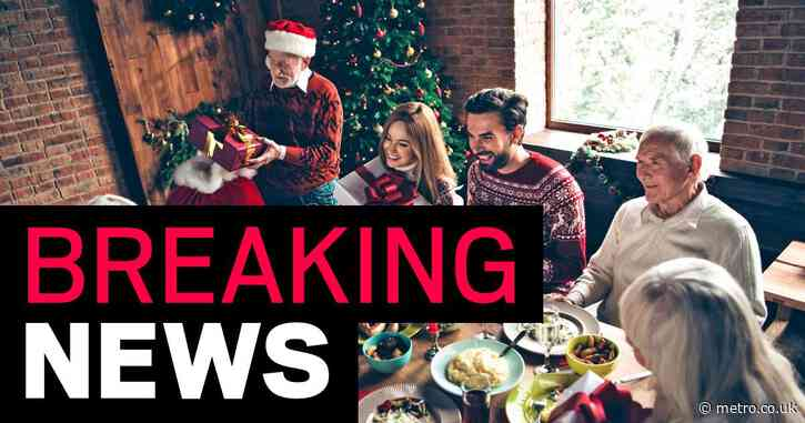 Covid Christmas to go ahead with 'limited household bubbling'