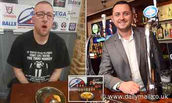 Pub landlord who claimed chilli eating contest was exempt from lockdown hit with prohibition notice