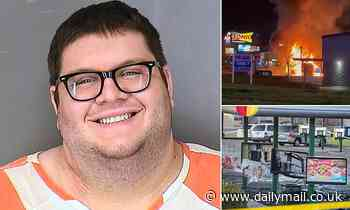 PICTURED: Smiling assassin who killed two, injured two others at a Sonic restaurant