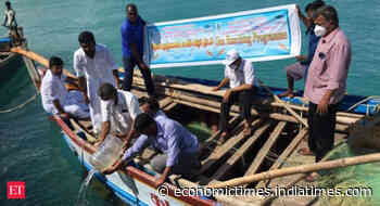 Centre targets investments worth $9 billion in fisheries sector - Economic Times