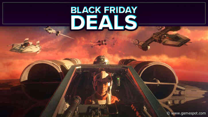Black Friday 2020: Save On Star Wars Squadrons, PS Plus, And More At Green Man Gaming