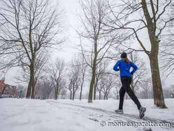 Snow way out: Sadly, Montreal's first snowfall is coming tonight
