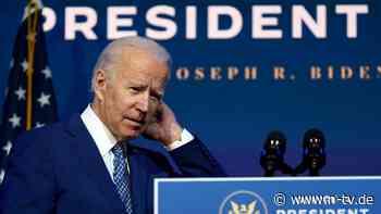 Wer kommt ins Kabinett?: Biden stellt Weichen für Präsidentschaft